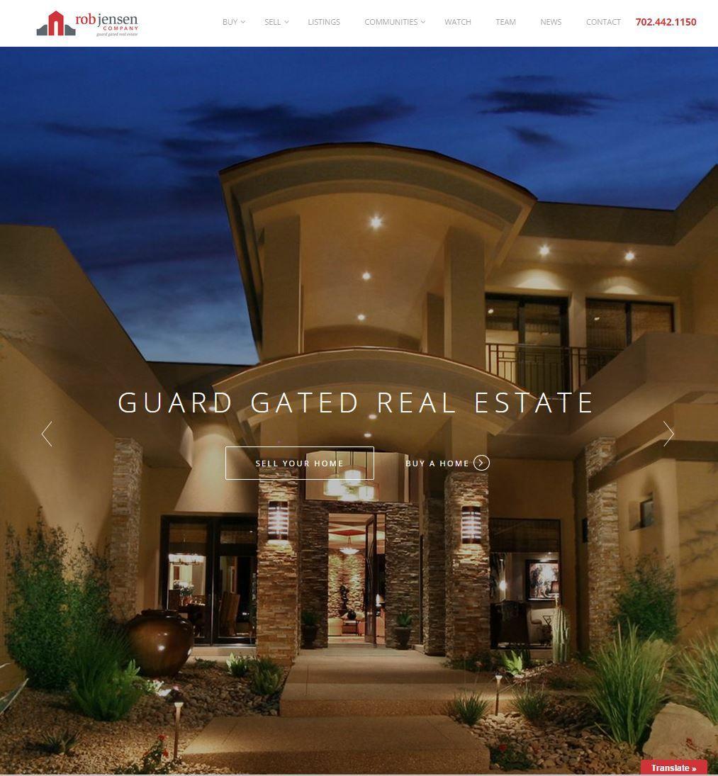 Real Estate – Rob Jensen Company