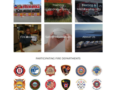 Fire Prevention Association of Nevada Website