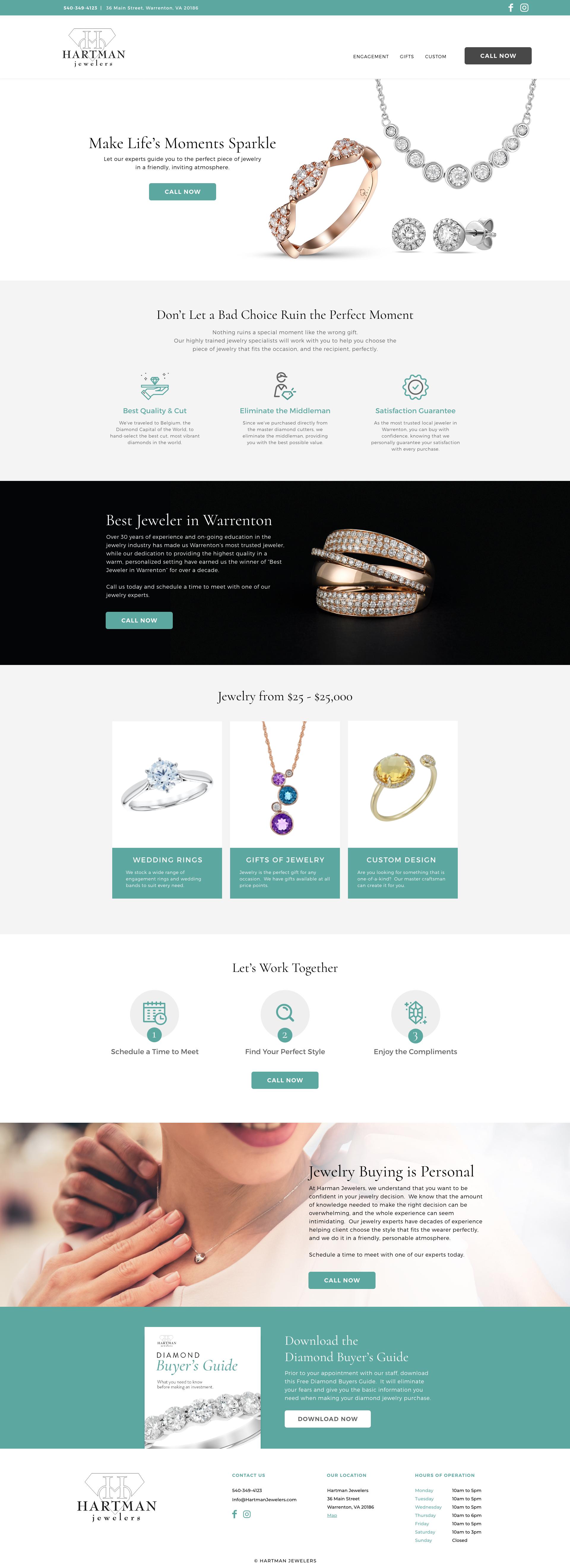 Hartman Jewelers