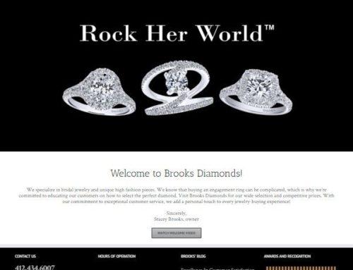 Jewelry – Brooks Diamonds